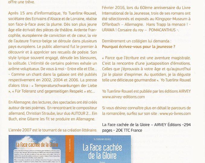 Magazine L'info AIACE – France