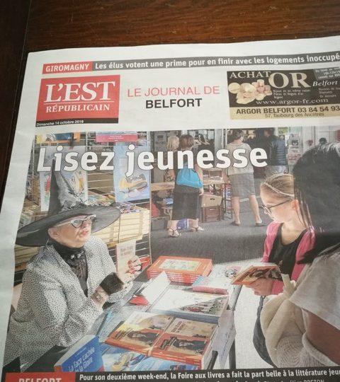 L'Est Républicain – Belfort